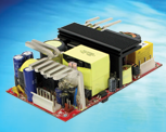 Open Frame ITE & Medical 240W Switching Power Supply Offers superior Isolation and high performance with a universal input of 90-264VDC and 12-55VDC Output, Model GTM91110P240VV-FA-S